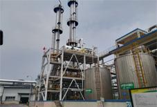 Sichuan Leshan Fuhua Company's Light Formaldehyde Concentration Project