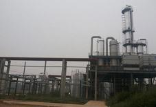 Evaporative Cooling of Silver Formaldehyde Production Equipment