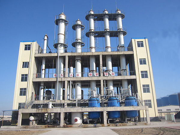 Ethyl Acetate Production Process