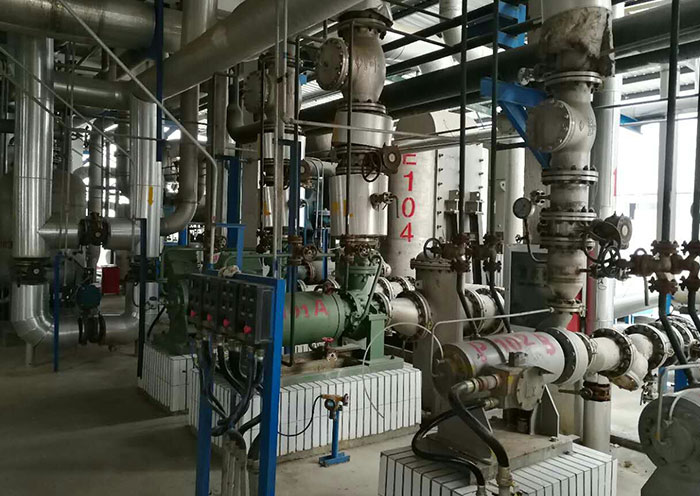 Hydrogen Peroxide Production Plant